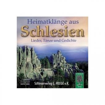 CD, Heimatklänge aus Schlesien