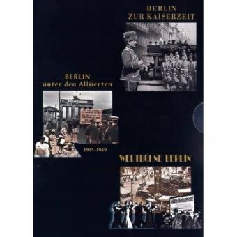 DVD, Berlin Chronik in 6 Teilen