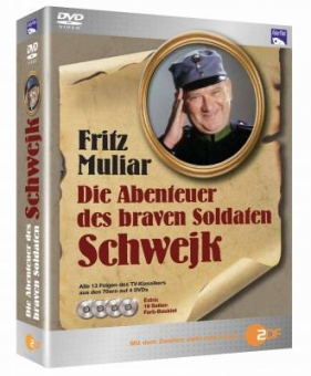DVD, Die Abenteuer des Braven Soldaten Schwejk