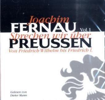 CD, Sprechen wir über Preußen 1