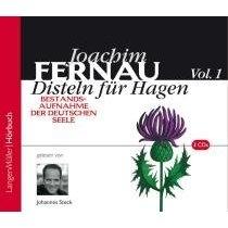 CD, Disteln für Hagen Vol 1 + 2 (zusammen 6 CD`s)