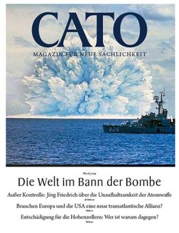 CATO 06/2019 - Vor dem Sturm