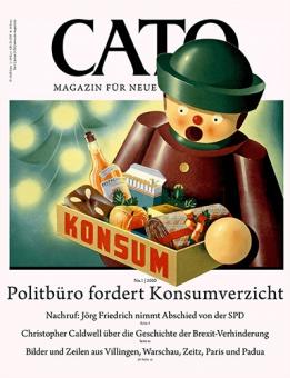 CATO 01/2020 - Der entsetzte Räuchermann