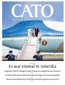 CATO 06/2020 - Es war einmal in Amerika