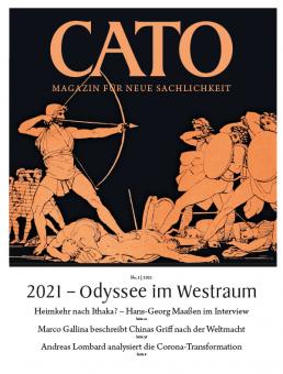 CATO 01/2021 - Odyssee im Weltraum