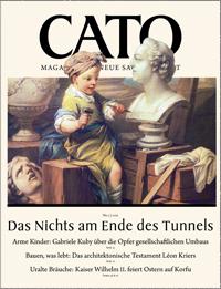 CATO 02/2021 - Das Nichts am Ende des Tunnels