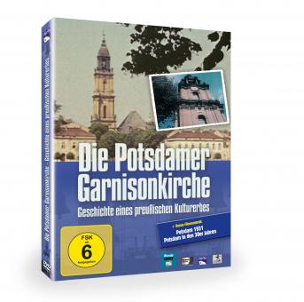 DVD, Die Potsdamer Garnisonkirche