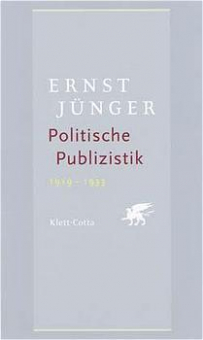Politische Publizistik 1919 bis 1933