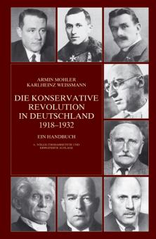 Die Konservative Revolution in Deutschland 1918-1932,