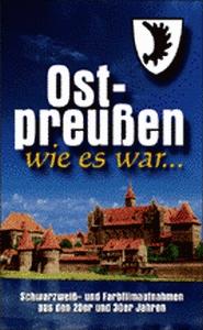 DVD, Ostpreußen wie es war