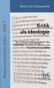 Kritik als Ideologie