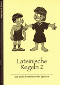 Lateinische Regeln 2