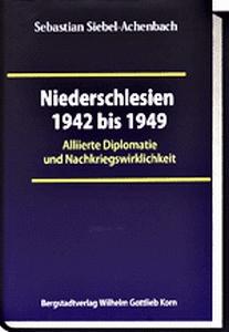 Niederschlesien 1942 bis 1949