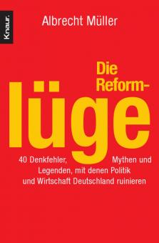 Tb., Die Reformlüge