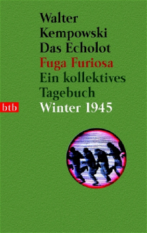 Das Echolot - Fuga furiosa. Winter `45 (4 Bde.)