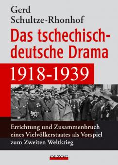 Das tschechisch-deutsche Drama 1918 - 1939