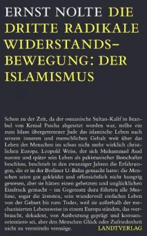 Die dritte radikale Widerstandsbewegung: Der Islamismus