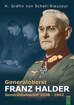 Generaloberst Franz Halder