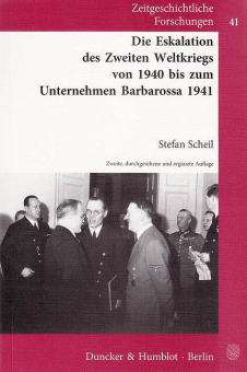 Die Eskalation des Zweiten Weltkriegs von 1940