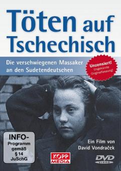 DVD, Töten auf Tschechisch