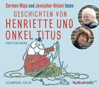 CD, Geschichten von Henriette und Onkel Titus