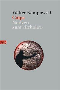 Culpa - Notizen zum Echolot