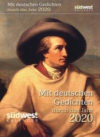 Mit deutschen Gedichten durch das Jahr 2020