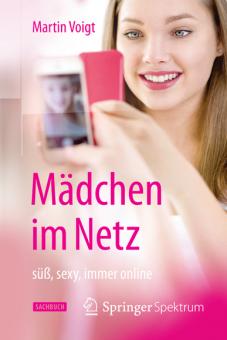 Mädchen im Netz