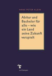 Abitur und Bachelor für alle