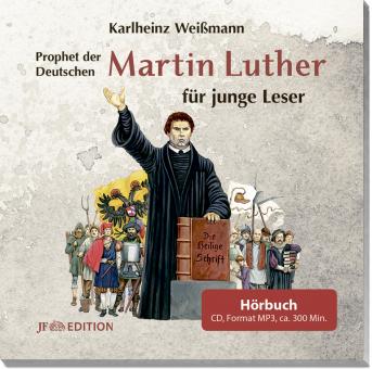 CD, Martin Luther für junge Leser (Hörbuch)
