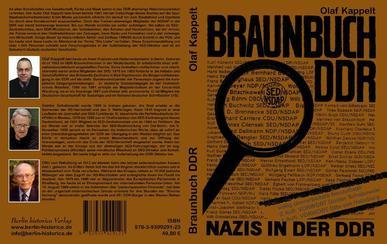 Braunbuch DDR - Nazis in der DDR