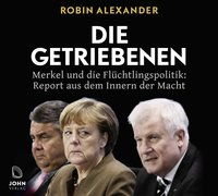 CD, Die Getriebenen (Hörbuch)