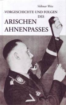 Vorgeschichte und Folgen des arischen Ahnenpasses