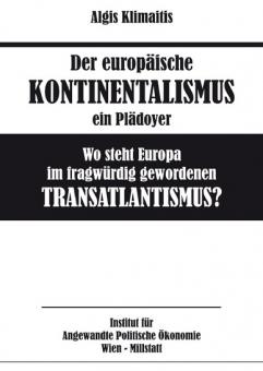Der europäische Kontinentalismus