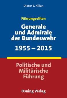 Generale und Admirale der Bundeswehr 1955-2015