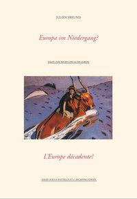 Europa im Niedergang?