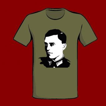T- Shirt Stauffenberg Konterfei