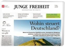"""JF-Jubiläumsausgabe """"35 Jahre Junge Freiheit"""""""