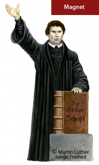 JF-Magnet Martin Luther