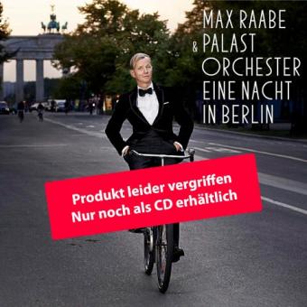 CD, Eine Nacht in Berlin (incl. DVD)