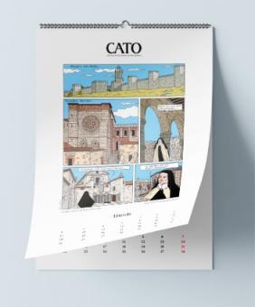 CATO-Wandkalender 2021