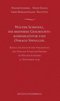 Walter Scheidel, die moderne Geschichtskomparatistik und Oswald Spengler
