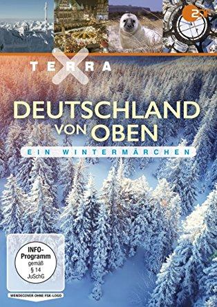 DVD, Deutschland von oben - Ein Wintermärchen