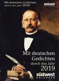 Mit deutschen Gedichten durch das Jahr 2019