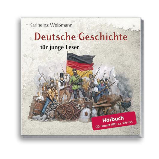 CD, Deutsche Geschichte für junge Leser