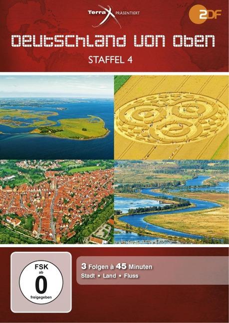 DVD, Deutschland von oben - Staffel 4