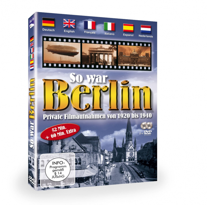 DVD, So war Berlin