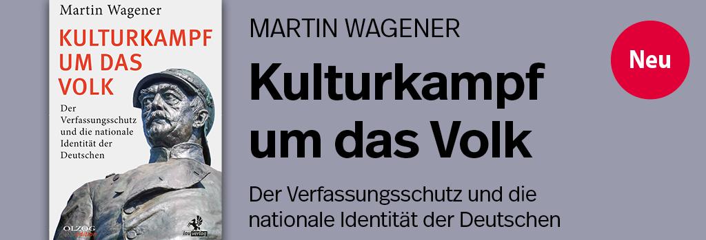 TEASER - Wagener - Kulturkampf