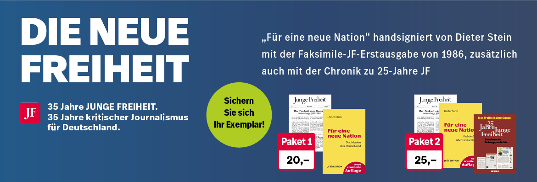Teaser - Jubiläumspakete