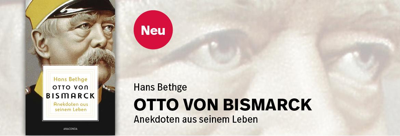 TEASER - Bethge - Bismarck